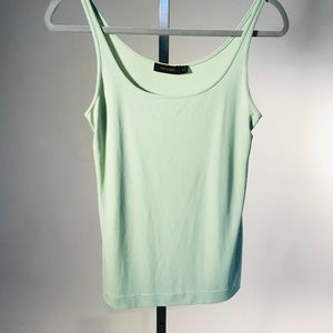 The Limited light green tank top
